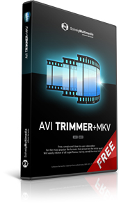 Free video editor for fast editing of AVI files with good quality