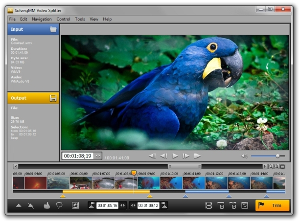 SolveigMM Video Splitter 7.6.2011.05 Business + Crack With Key Free Latest