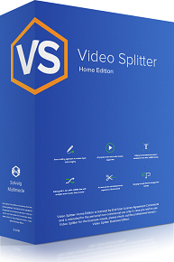 Video Splitter - video editor for MPEG-2, AVI, WMV, ASF, MP3, WMA files