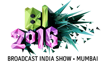 SolveigMM at Broadcast India Show 2016
